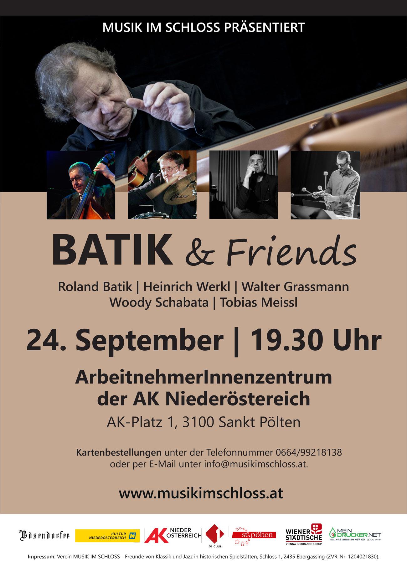 Batik and Friends